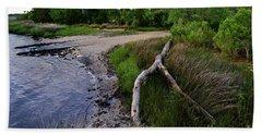 River Road Park Driftwood Beach Towel
