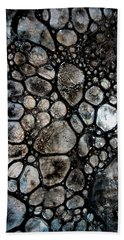 River Stone 14 Beach Towel