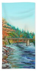 Riverdance Beach Towel