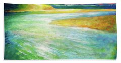 Rivermouth Beach Towel