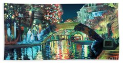 Riverwalk Beach Towel