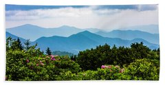 Roan Mountain Rhodos Beach Sheet