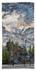 Roaring Mountain Beach Towel