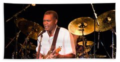 Robert Cray Beach Towel