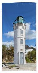 Robert Manning Memorial Lighthouse Beach Towel