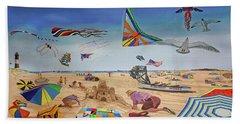 Robert Moses Beach Towel Version Beach Sheet