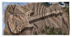 Rock And Roll Park 2 Beach Sheet