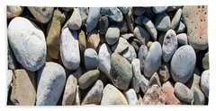 Rock Collection Beach Towel