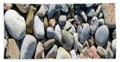 Rock Collection Beach Sheet