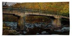 Rock Creek Park Bridge Beach Sheet