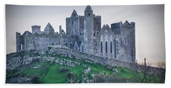 Rock Of Cashel 2017  Beach Towel