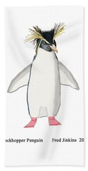 Rockhopper Penguin Beach Sheet