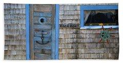 Rockport Massachusetts Beach Sheet