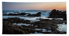 Rocky Coast Beach Sheet
