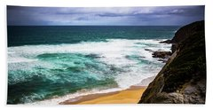 Rocky Coast Beach Sheet
