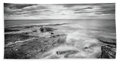 Rocky Coastline La Mata Beach Sheet