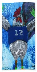 Rodney Rooster Beach Towel