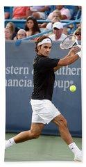 Roger Federer Beach Towel