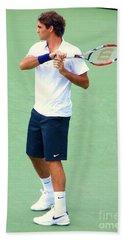 Roger Tennis Beach Sheet