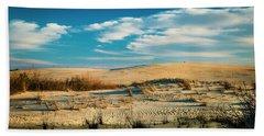 Rolling Sand Dunes Beach Sheet