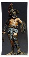 Roman Gladiator - 02 Beach Towel