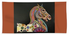 Roman Horse Beach Sheet