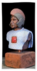 Roman Legionaire - Warrior - Ancient Rome - Roemer - Romeinen - Antichi Romani - Romains - Romarere  Beach Towel