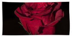 Romantic Rose Beach Towel