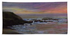 Romantic Shore Beach Sheet