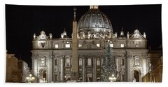 Rome Vatican Beach Towel