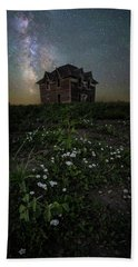 Beach Towel featuring the photograph Room With A View by Aaron J Groen