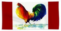 Rooster - Big Napoleon Beach Towel