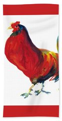 Rooster - Little Napoleon Beach Towel