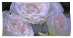 Rose 120 Beach Towel