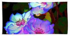 Rose 127 Beach Towel