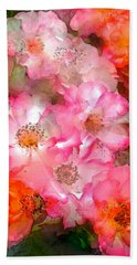 Rose 140 Beach Towel
