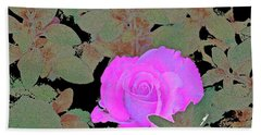 Rose 97 Beach Towel