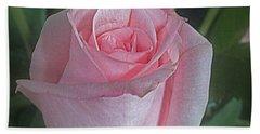 Rose Dreams Beach Towel
