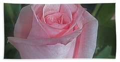 Rose Dreams Beach Towel