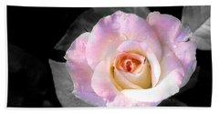 Rose Emergance Beach Sheet