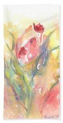 Rose Garden One Beach Sheet