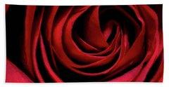 Rose Of Love Beach Towel