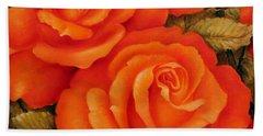 Rose Beach Sheet