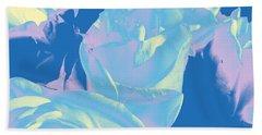 Roses #3 Beach Sheet