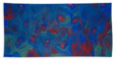 Roses Of The Sea Beach Towel