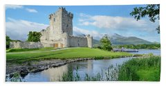 Ross Castle Beach Towel