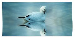 Ross Goose Beach Towel by Suzanne Handel