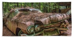 Rotting Classic In Color Beach Sheet