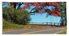 Route 5 Color Beach Sheet