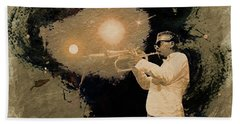 Roy Hargrove, Rustic Times  Beach Towel